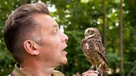 Chris Packham: I'd love to hang out with Charles Darwin