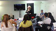 Training the BBC Local Apprentices