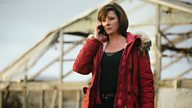 We ask Hinterland's Mali Harries: What is it with the red parka?