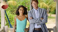 Death in Paradise: I can't repeat the French phrases I taught Kris Marshall