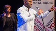 1Xtra and BBC Local Radio raise a laugh in Birmingham