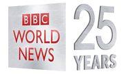 25 years of BBC World News