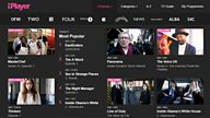 Third party content on BBC iPlayer