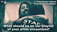 #CloseEncounters6Music – What's your shoulder-rubbing story?