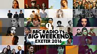 BBC Introducing kick off summer 2016 at Radio 1's Big Weekend in Exeter