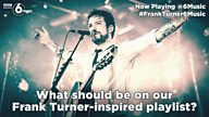 #FrankTurner6Music – Join our Frank Turner tweet-in and help pick the playlist