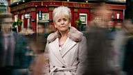 Get outta my pub! Stars' Twitter tributes to EastEnders' Peggy Mitchell