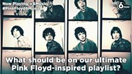 #PinkFloyd6Music - What should be on our Pink-Floyd inspired playlist?
