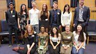 BBC Soundstart 2016 - the Carleton Hobbs Bursary & Norman Beaton Fellowship