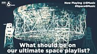 #Space6Music - what should make our ultimate space playlist?
