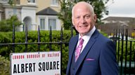 Lord Michael Cashman to make brief return to EastEnders