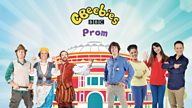 Tears at the CBeebies Prom