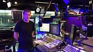 Engineering apprenticeship: Seb Rose lifts the lid on what it's like to work at Radio 1