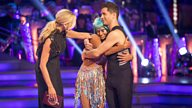 Naga Munchetty is the fourth celebrity to leave Strictly 2016