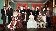 BBC One's The Moonstone - part of #LovetoRead