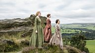 Recreating the Brontës' world in To Walk Invisible