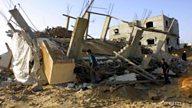 Gaza Strip: communication saves lives