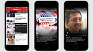 BBC News app launches daily dose of smartphone video news