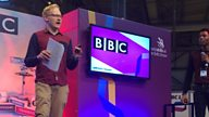 Extend: Presenting at the BBC Proms
