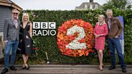 BBC Radio 2 Feel Good Gardens at the RHS Chelsea Flower Show 2017