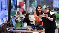 BBC Design & Engineering is encouraging women to apply for jobs