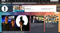 Archiving the BBC's website and social media output