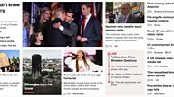 Showcasing the best of BBC News online