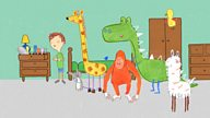 CBeebies Pablo: empowering young people with autism