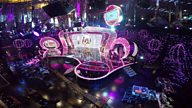 Behind the scenes at BBC Children in Need