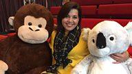 Lallo Lallo: Telling children's stories on BBC Pashto