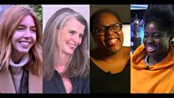 A minute of inspiration on International Women's Day