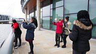 Digital Creativity team trains photo-journalists for School Report