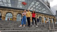 Planes, trains and automobiles: racing from Liverpool to Newcastle to highlight transport issues