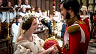 Clothing the Queen: recreating Victoria and Albert's Wedding