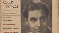 Radio Times in the 1940s - War and Peace