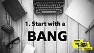 Writing Audio Drama - Ten Top Tips