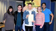 Comedy Writers' Success at BBC Radio Scotland