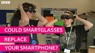 Could smartglasses and holograms transform TV, news and education?