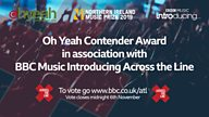 Vote for your Oh Yeah Contender in association with BBC Music Introducing Across The Line