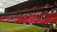 Canu yn Old Trafford
