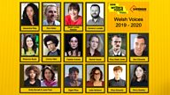 Meet the Welsh Voices 2019/20
