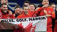 Cymru, Golff, Madrid!
