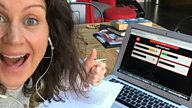 Recording my Wales Writer in Residence winning play for BBC Radio 4