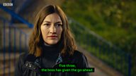 New look subtitles and playback for BBC iPlayer on TV