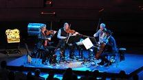 Proms 2012: Prom 14: Kronos Quartet