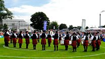 World Pipe Band Championships: 2012