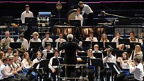 Proms 2012: Prom 40: National Youth Wind Orchestra of Great Britain & National Youth Brass Band of Great Britain