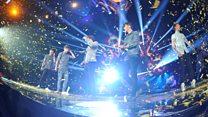 Radio 1's Teen Awards: 2012