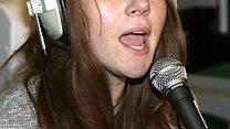 Kate Nash Live Lounge