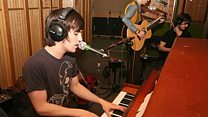Live Lounge: Panic At The Disco